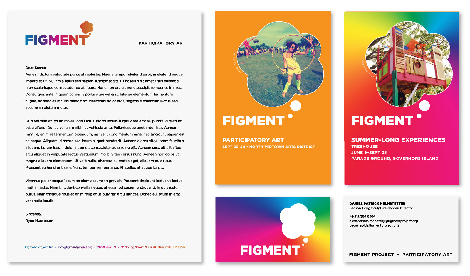 Figment-Stationery