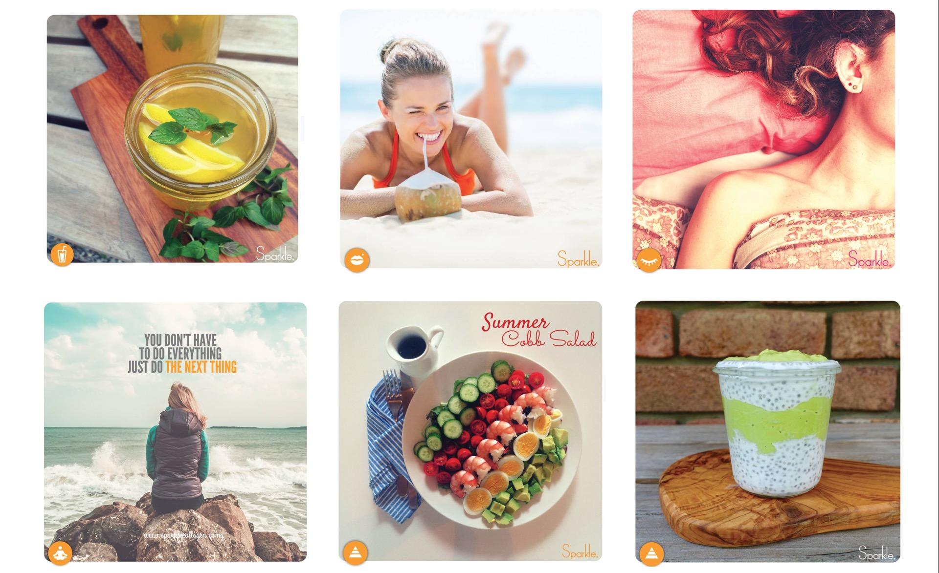 wellness-brand-social-media