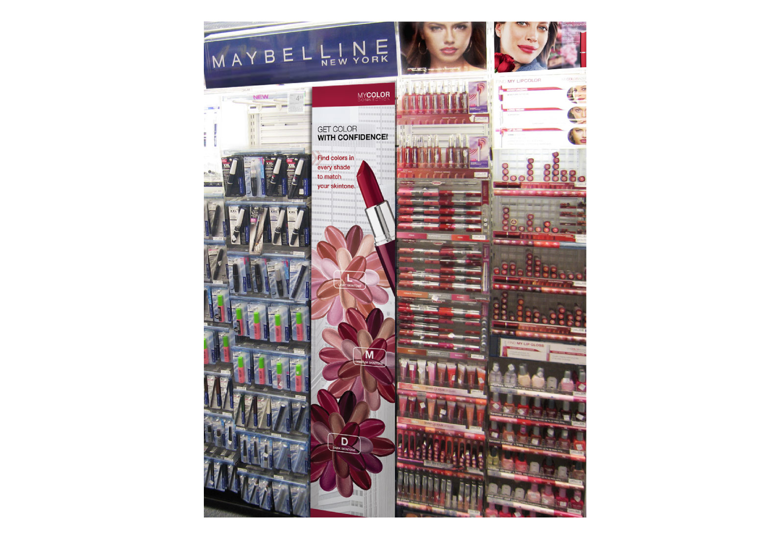 Maybelline-Point-of-Purchase